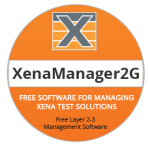 XenaManager-2G software