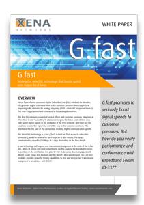 Xena G.fast White Paper