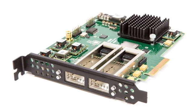 M2XFP Gigabit Ethernet test module